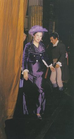 Renata Tebaldi as Floria Tosca