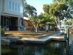 Rental home on Weeki Wachee River