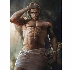 """79 Likes, 15 Comments - Maeve McBitchface (@starfalldreamers) on Instagram: """"Rowan Whitethorn wearing a towel in the scene in Queen of Shadows. *fans self* [Art: By…"""""""