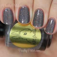 HARE polish My Log Has Something To Tell You | Winter 2014: Welcome To Twin Peaks, Part 2 | Peachy Polish