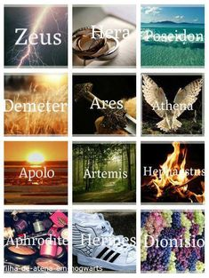 Greek mythology