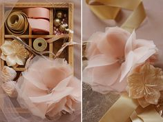 I'm so excited to share these DIY Chiffon and Tulle flowers from Project Wedding. They are absolutely beautiful and you can use them in so many creative ways! I was thinking you can make a ribbon belt, hair pins or even sew them onto a shirt! These would also make gorgeous gifts!   Supplies: Fabric (in...read more Chiffon Flowers, Garlic