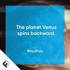 #factfoto #fact #venus