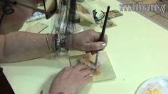 Βασικές οδηγίες για την τεχνική Decoupage για αρχαρίους
