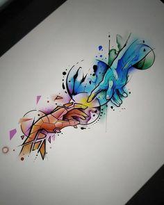 No photo description available. Disney Drawings, Cute Drawings, Animal Drawings, Drawing Sketches, Tattoo Drawings, Kunst Tattoos, Desenho Tattoo, Pencil Art, Disney Art