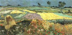 Vincent van Gogh: The Paintings (Wheat Fields near Auvers)