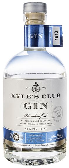 Kyle's Club Gin - Germany