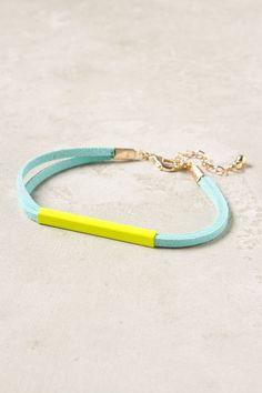 Atomic Strands Bracelet
