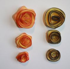 FREE SVG rolled flowers rose tea rose Jenny's Crafty Creations: 3D flowers