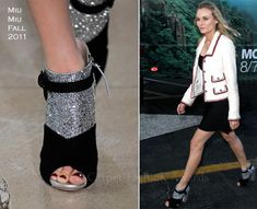 Diane Kruger In Chanel & Miu Miu – FOX All-Star Party 2011