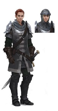 Female armor concept by Wesley Burt for Lord of the Rings: Online.