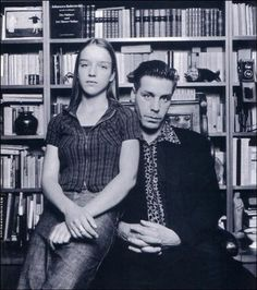 Till Lindemann with his daughter - Rammstein