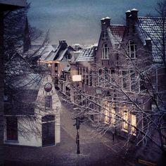 Schagen, Noord-Holland Where I was born Netherlands, Dutch, Louvre, Magic, Places, Winter, Travel, Life, Beautiful