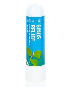 Look at this #zulilyfind! Sinus Relief Alert Fragrant Therapy Inhaler #zulilyfinds