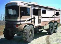 I'm sorry but this is probably the coolest RV I've ever seen in my life.  Even I'd  go camping in this rig.
