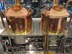 Brewhouse full automatic, made in Germany by Kaspar SCHULZ