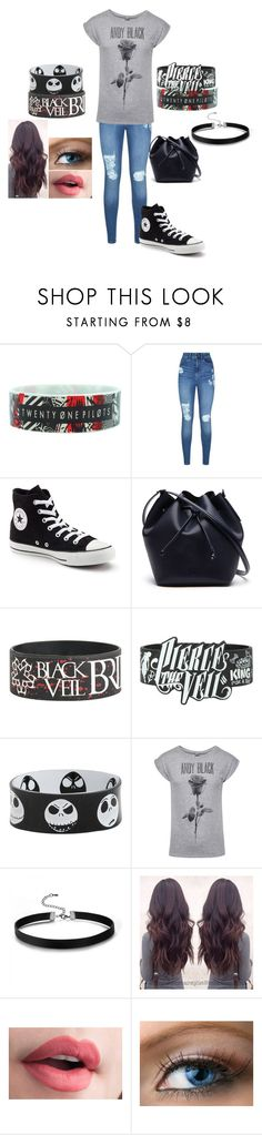 """""""Untitled #76"""" by wndt on Polyvore featuring Lipsy, Converse and Lacoste"""