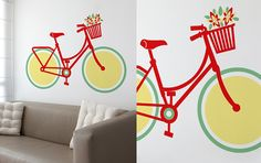 adesivo de bike