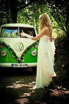 VW Bulli, T1, Hochzeitsauto, Kultauto,Oldtimer mit Chauffeur CARPORT SECKMAUERN Andreas Verst Odenwaldstraße 100 64750 Lützelbach