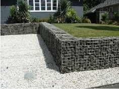 Your Perfect Garden — home gabion project