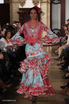 La pasarela flamenca de Laura Sánchez