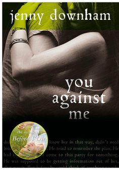 You Against Me #YAFictionFavs