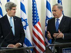AP Mideast Israel Kerry