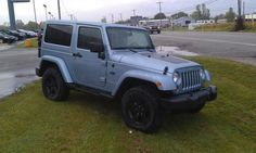 2012 Jeep Wrangler Arctic Edition - 3500 miles. www.caseberemotor.com Check it out!!!