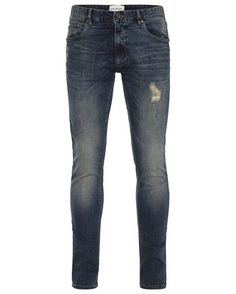 SHINE Original Herren Skinny Jeans Slim Fit