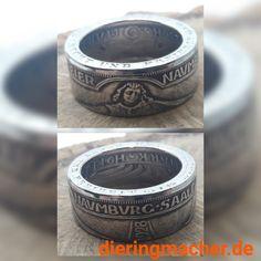 Die 19 Besten Bilder Von Ringe Aus Historischen Deutschen Münzen