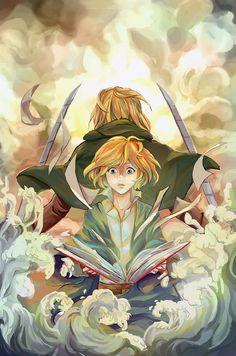 Książka udowadniająca, że Armin też może być HOT!!!( ͡° ͜ʖ ͡°) (albo… #losowo # Losowo # amreading # books # wattpad