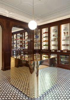 Claus Porto Lisbon Flagship Store by Joao Mendes Ribeiro | Photo by Jose Campos