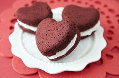 Whip up our Whoopie Pies recipe just in time for Valentine's Day.