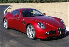 The 100 most beautiful cars: 40-21 - Telegraph
