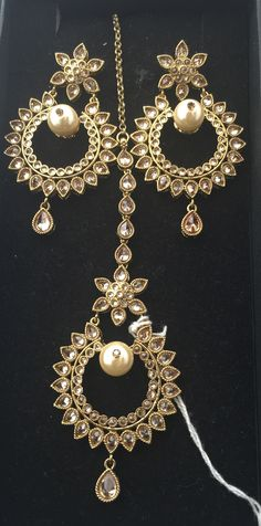 Tika Jewelry, Jewelery, Pearl Earrings, Pearls, My Favorite Things, Bracelets, Accessories, Fashion, Jewels
