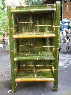Bamboo furniture - open selves Bamboo Shelf, Bamboo Lamp, Bamboo Tree, Bamboo Furniture, Home Decor Furniture, Furniture Online, Discount Furniture, Furniture Websites, Furniture Outlet