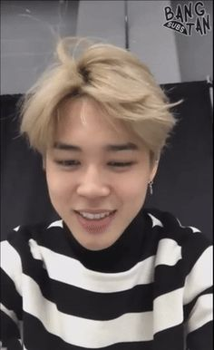 Jimin is seriously too cute and good for this world