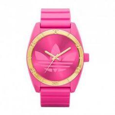 Reloj rosa de Adidas por 60€.