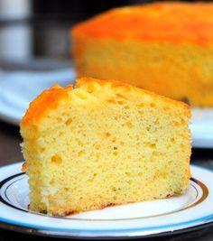 Buttermilk chiffon cake from Baking Bites Sponge Cake Recipes, Cupcake Recipes, Baking Recipes, Cupcake Cakes, Dessert Recipes, Cupcakes, Food Cakes, Buttermilk Cake Recipe, Light Cakes