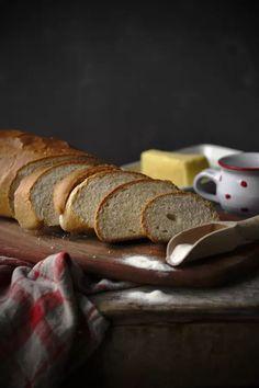 Máslová veka: upečte si domácí pečivo ideální na chlebíčky