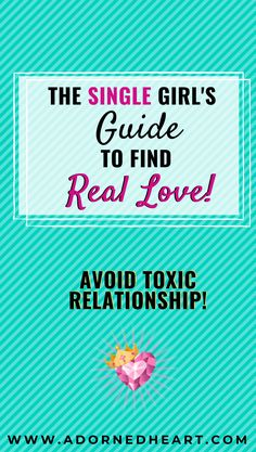 The Single Girl's Guide To Finding Real Love Find Real Love, What Is Love, How To Find Out, Single Ladies, Single Women, Dating Tips For Women, Dating Advice, Christian Dating, Christian Women