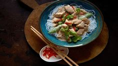 Look at this recipe - Almond Chicken Satay - from Food Network Kitchens and other tasty dishes on Food Network.