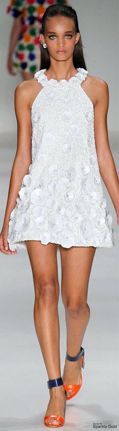 PatBo | São Paulo Fashion week | little white cocktail dress | lady in white#thejewelryhut