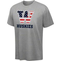 Limited edition Husky gear Honoring Veterans apparel     Portion of the sales will go to support Veterans.