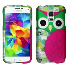Insten Hard Snap-on Rubberized Matte Phone Case for Samsung Galaxy S5 Mini