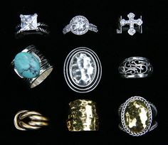 Great Rings from Premier Designs