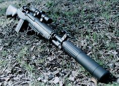 Springfield Armory SOCOM 16 M1A 7.62x51mm 20rd