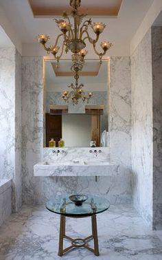Bathroom | marble.