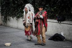 Istanbul - Artisti di strada by ugo