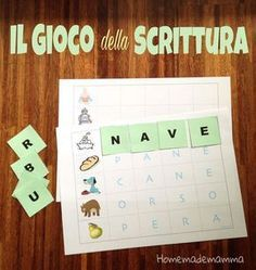Imparare a scrivere è un gioco da bambini. Cosi' ha imparato PF: grazie ad un simpatico alieno e un improbabile astronauta che per un anno intero gli hanno insegnato lettere e parole. Le attività ... Autism Activities, Infant Activities, Activities For Kids, Teacher Must Haves, Best Teacher, Social Service Jobs, Montessori Preschool, Primary School, Geography